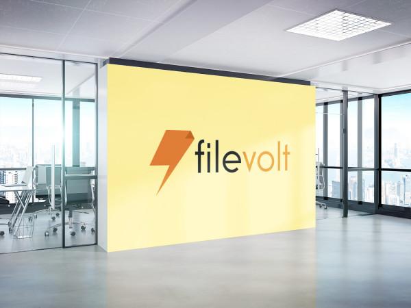 Sample branding #3 for Filevolt