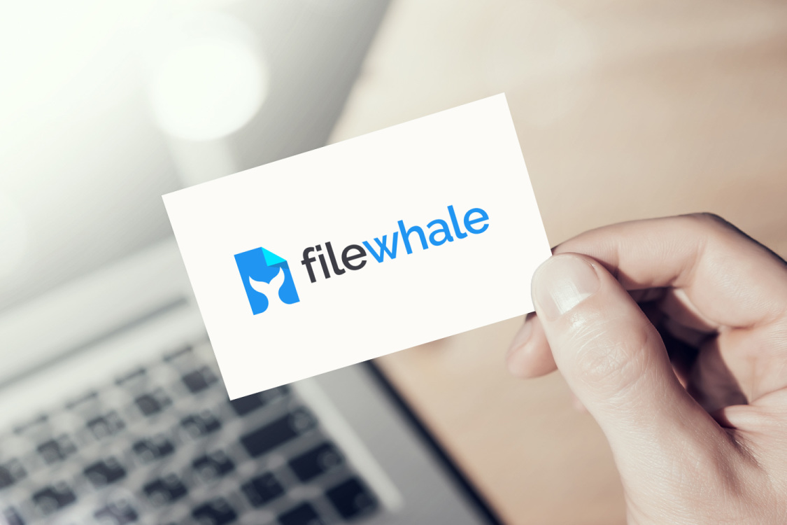 Sample branding #1 for Filewhale