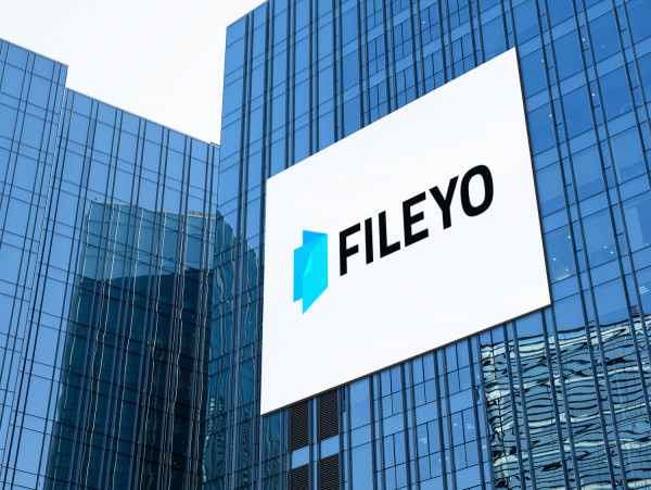 Sample branding #2 for Fileyo