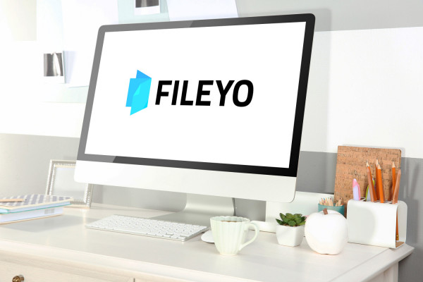 Sample branding #3 for Fileyo