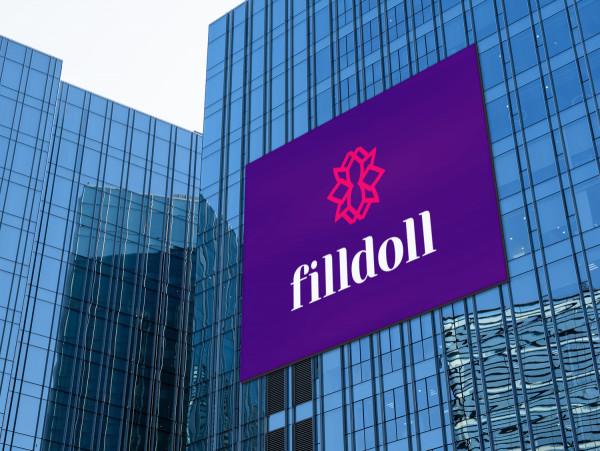 Sample branding #2 for Filldoll