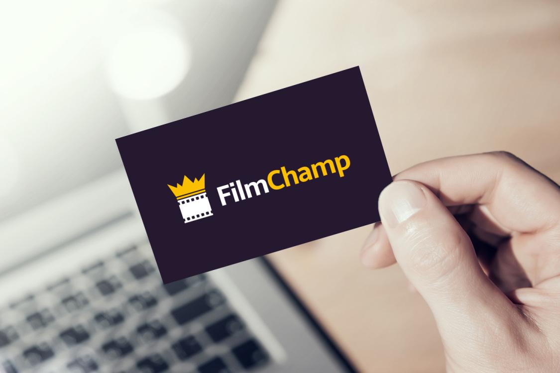 Sample branding #2 for Filmchamp