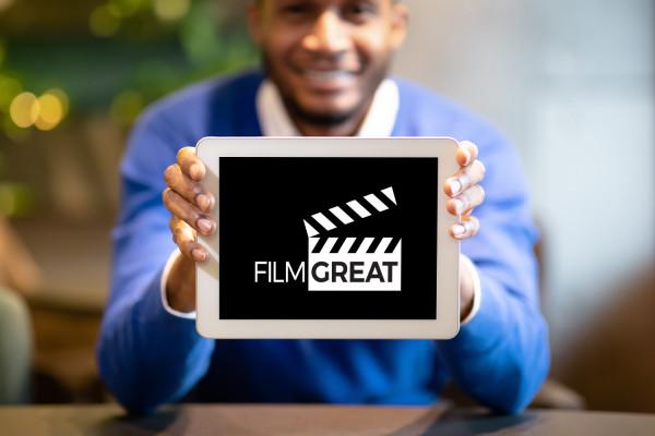 Sample branding #2 for Filmgreat