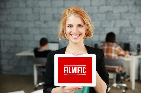 Sample branding #2 for Filmific