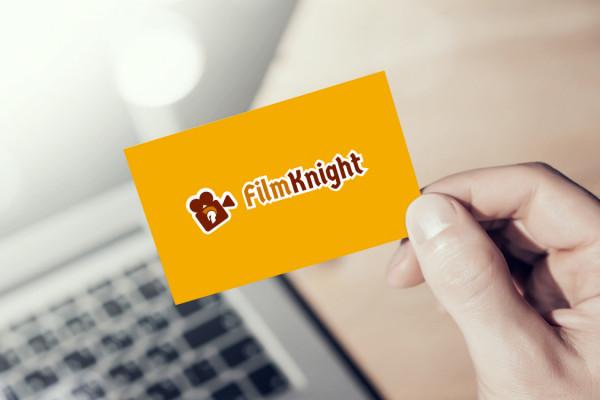Sample branding #3 for Filmknight