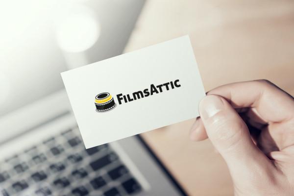 Sample branding #1 for Filmsattic