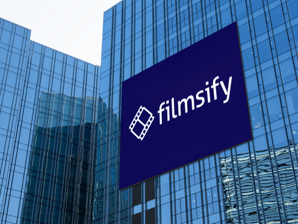 Sample branding #3 for Filmsify