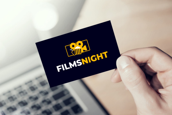 Sample branding #3 for Filmsnight