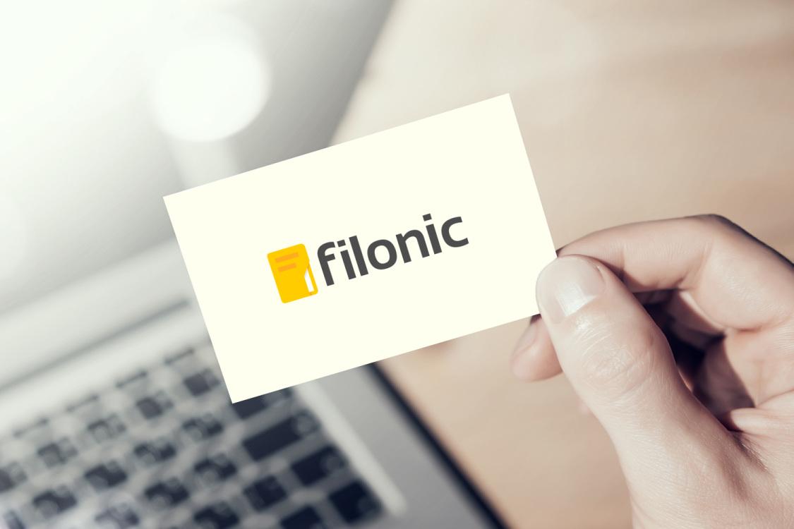 Sample branding #3 for Filonic