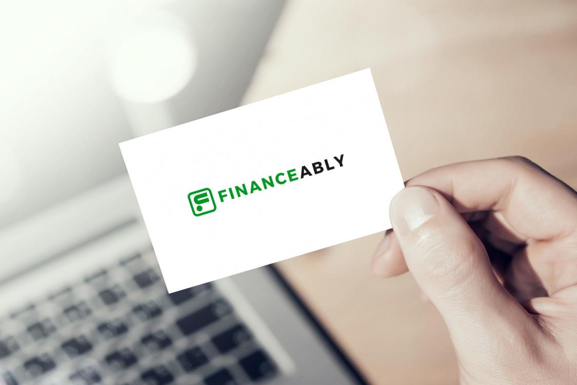 Sample branding #3 for Financeably