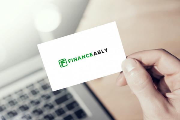 Sample branding #2 for Financeably