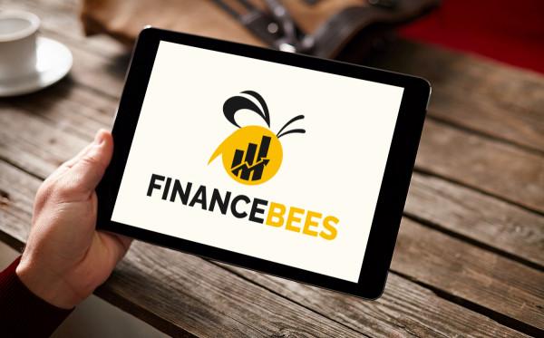 Sample branding #2 for Financebees