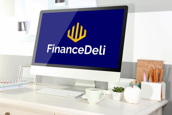 Sample branding #1 for Financedeli