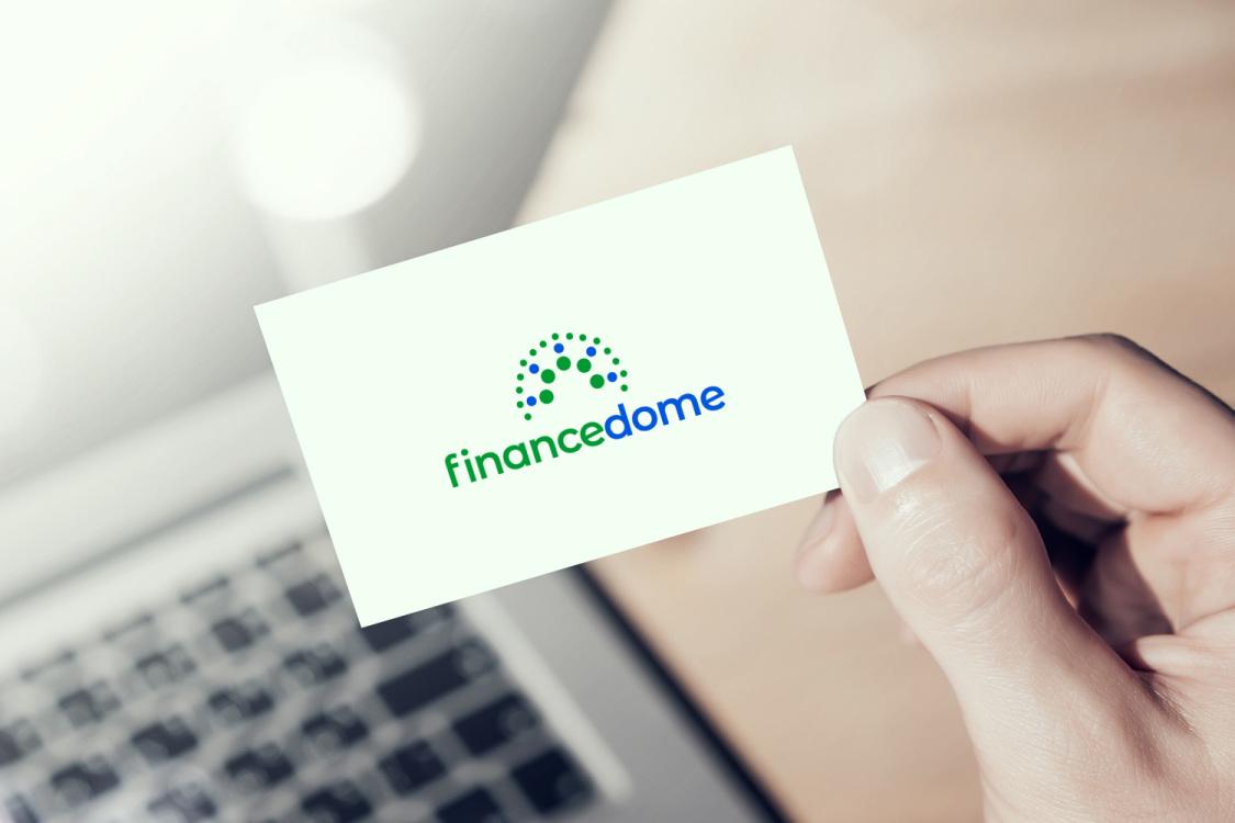 Sample branding #3 for Financedome