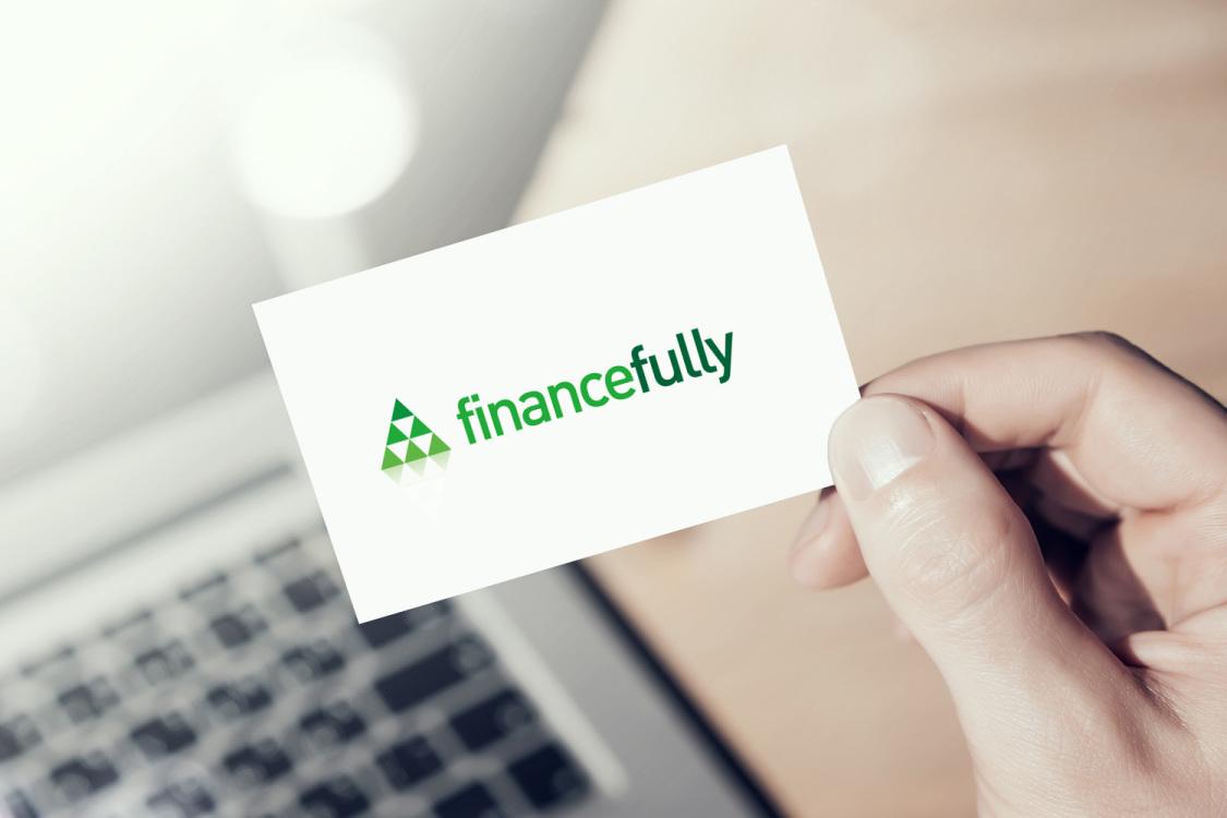 Sample branding #2 for Financefully