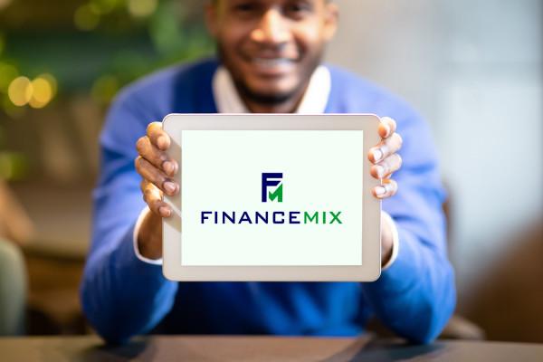 Sample branding #1 for Financemix
