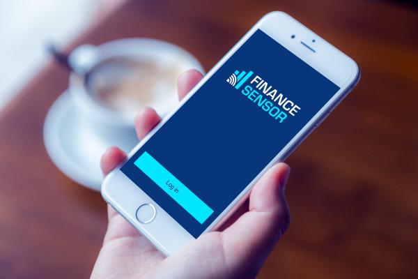Sample branding #1 for Financesensor