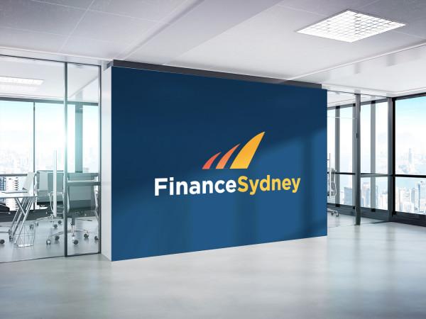 Sample branding #2 for Financesydney