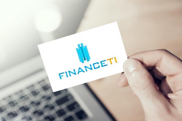 Sample branding #2 for Financeti