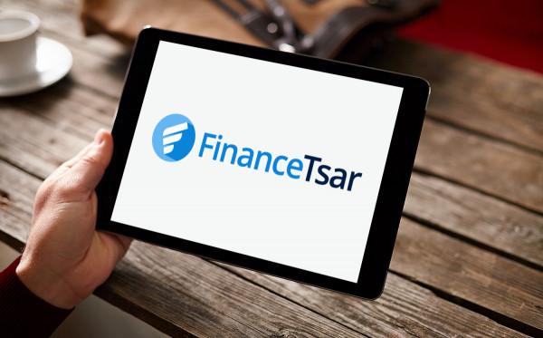 Sample branding #1 for Financetsar