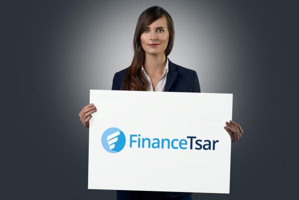 Sample branding #3 for Financetsar