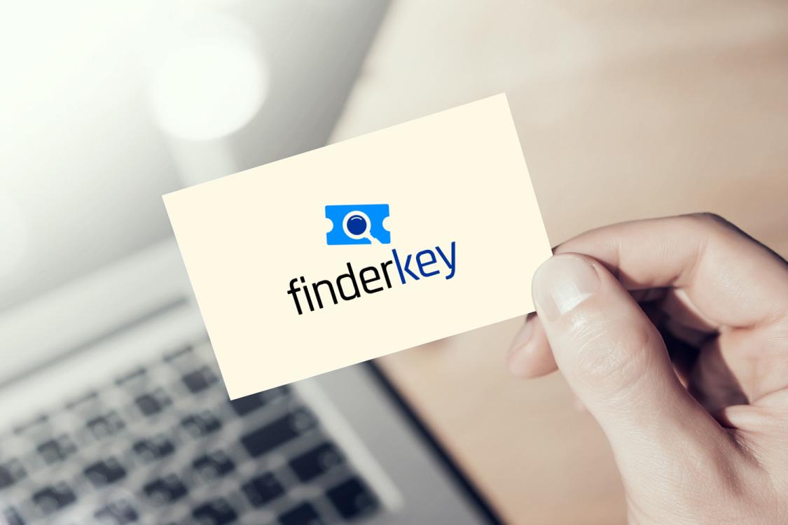 Sample branding #3 for Finderkey