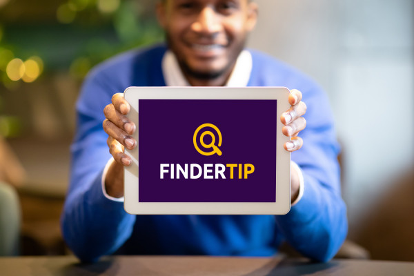 Sample branding #2 for Findertip