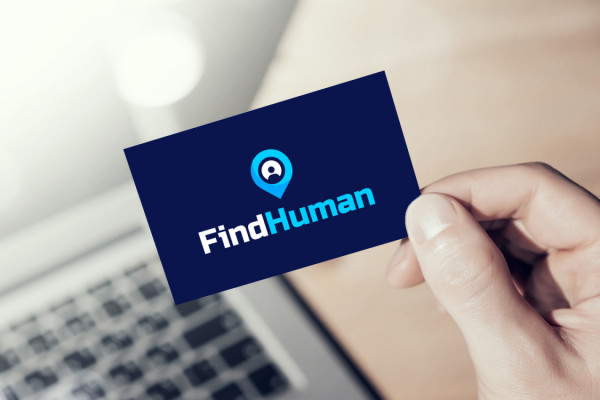 Sample branding #1 for Findhuman