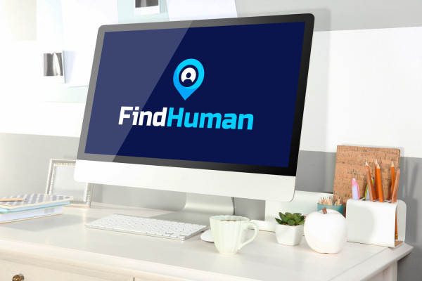 Sample branding #3 for Findhuman