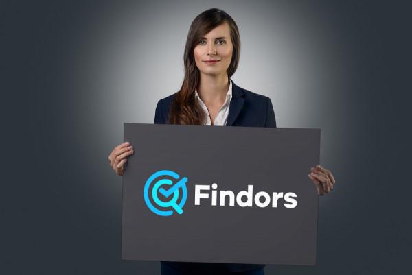 Sample branding #1 for Findors