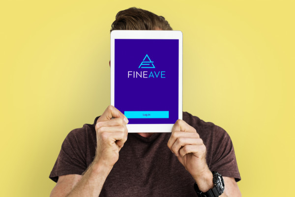 Sample branding #3 for Fineave