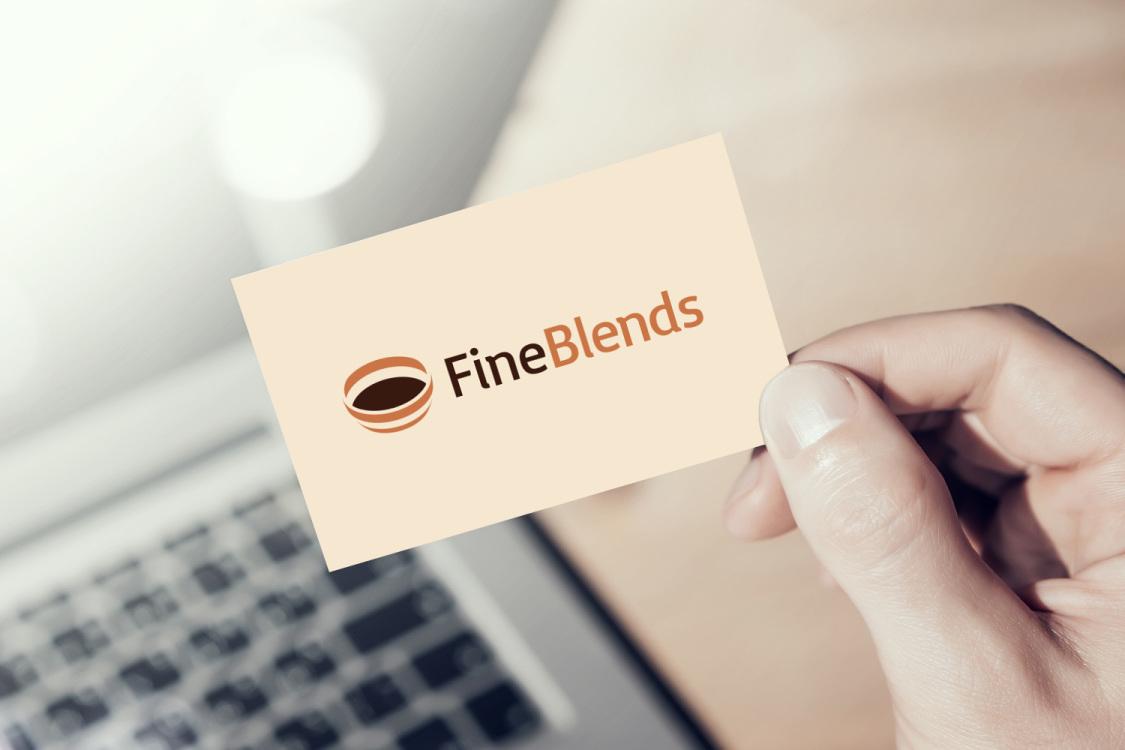 Sample branding #1 for Fineblends