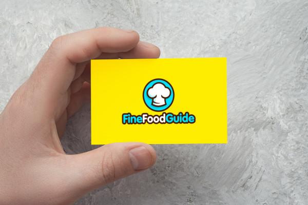 Sample branding #1 for Finefoodguide