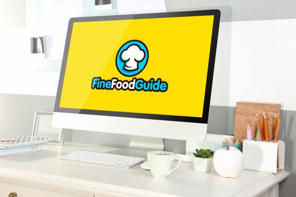 Sample branding #2 for Finefoodguide