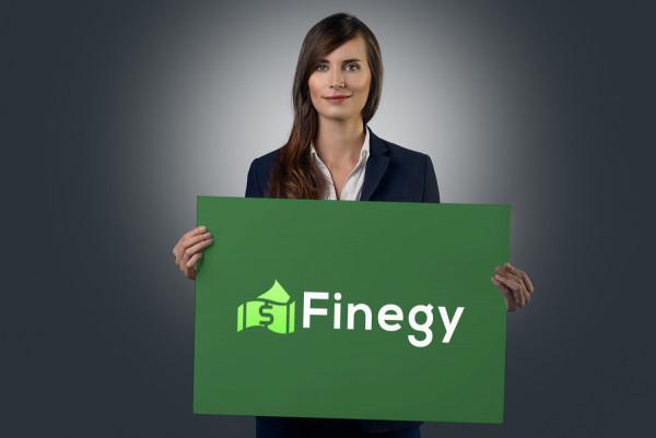 Sample branding #2 for Finegy