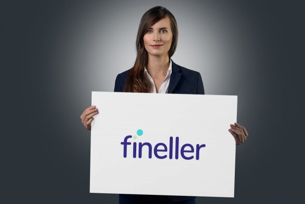 Sample branding #1 for Fineller