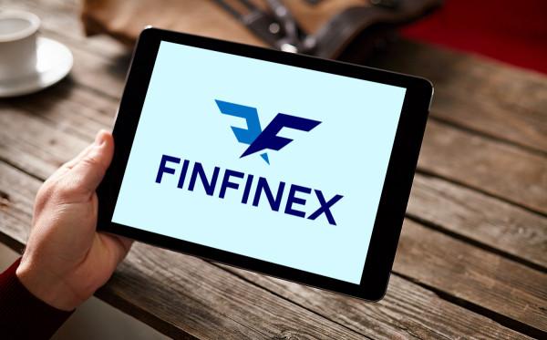 Sample branding #2 for Finfinex