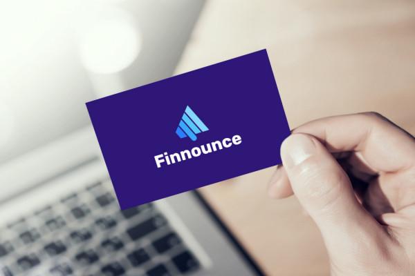Sample branding #2 for Finnounce