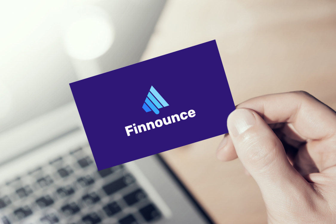 Sample branding #3 for Finnounce