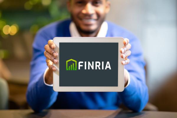 Sample branding #3 for Finria