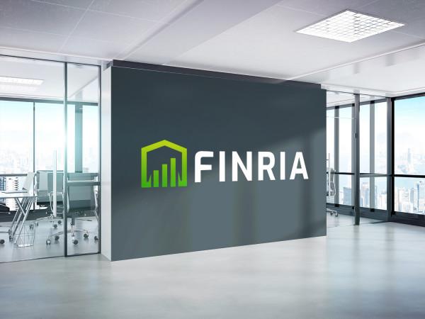 Sample branding #2 for Finria