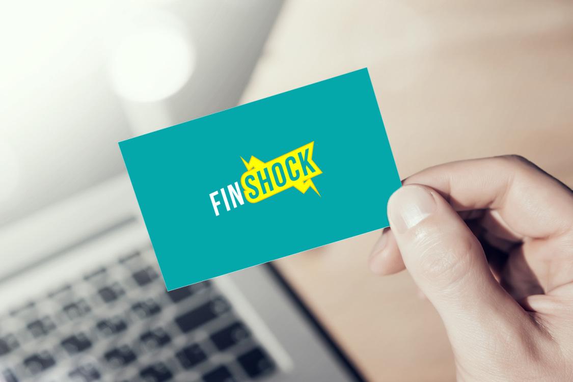 Sample branding #2 for Finshock