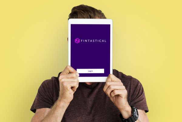 Sample branding #2 for Fintastical