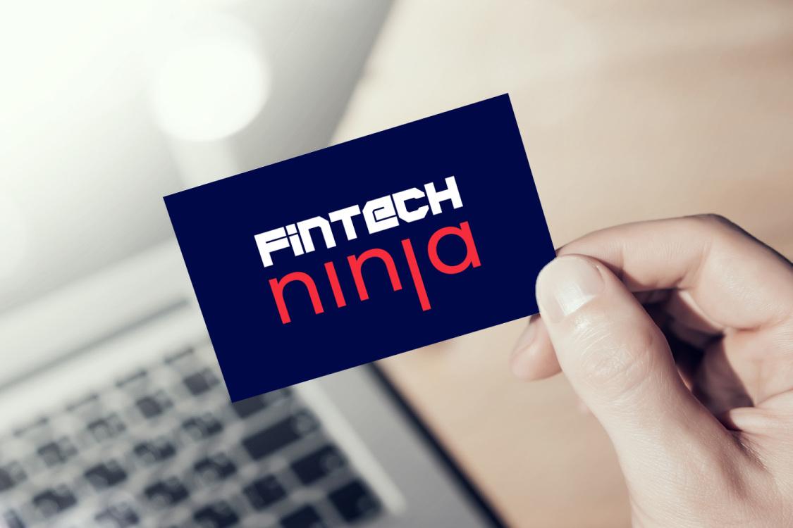 Sample branding #1 for Fintechninja