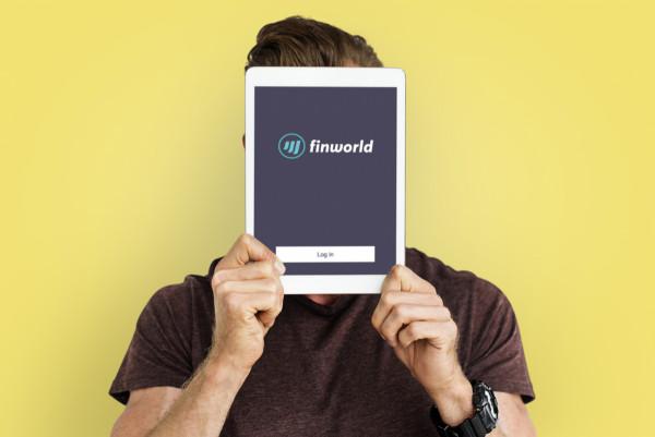 Sample branding #2 for Finworld
