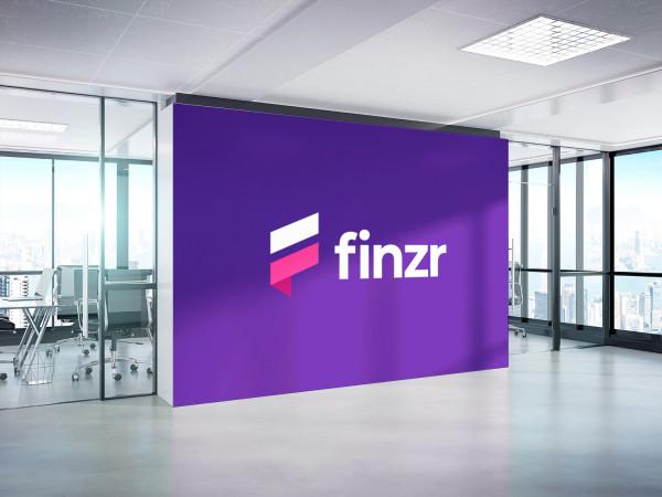 Sample branding #1 for Finzr