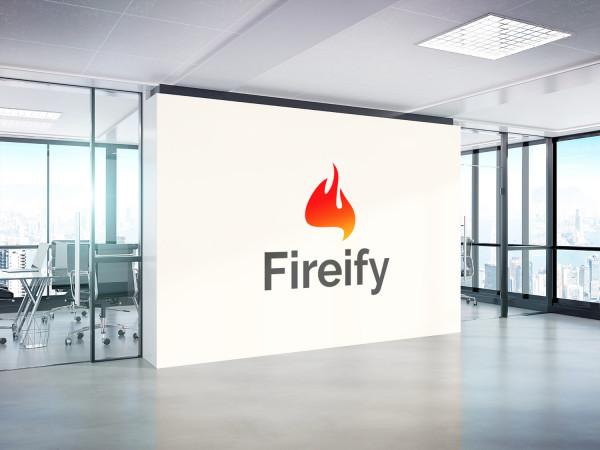 Sample branding #1 for Fireify