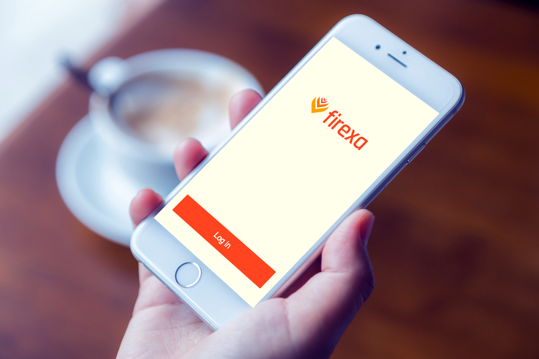 Sample branding #3 for Firexa