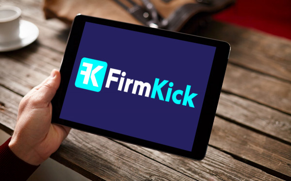 Sample branding #2 for Firmkick