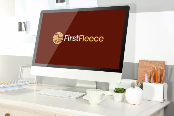 Sample branding #1 for Firstfleece
